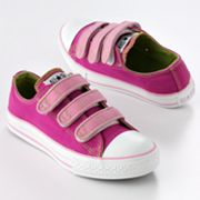 Converse Chuck Taylor All Star Three Strap Shoes - Kids