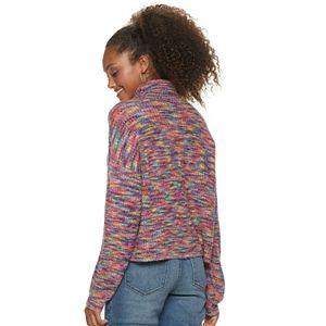 Juniors' SO Turtleneck Pullover