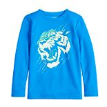 Boys 4-12 Jumping Beans® Tiger Active Thermal Tee