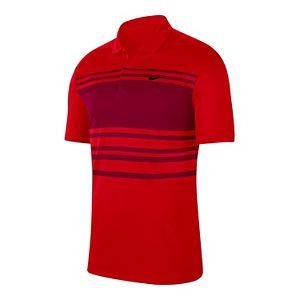 Men's Nike Dri-FIT Patterned Golf Polo