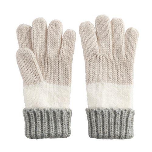 Women's LC Lauren Conrad Mixed Yarn Stripe Glove