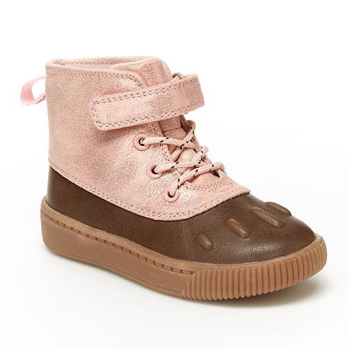 Carter's Frost Toddler Girls' Duck Boots