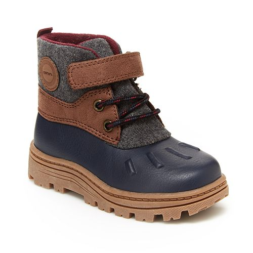 Carter's New Toddler Boys' Duck Boots