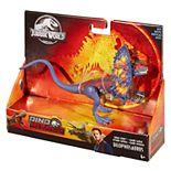 Mattel Jurassic World Savage Strike Dilophosaurus