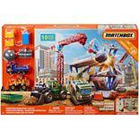 Mattel Matchbox® Downtown Demolition Playset