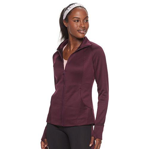 Women's FILA SPORT® Curved Line Jacket