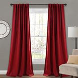 Lush Decor 2-pack Insulated Blackout Window Curtains