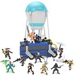 Fortnite Battle Bus With 10 2-inch Figures