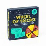 Professor Puzzle Wheel of Tricks Game