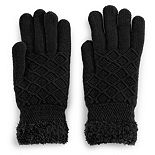 Women's SONOMA Goods for Life? Solid Cozy Gloves