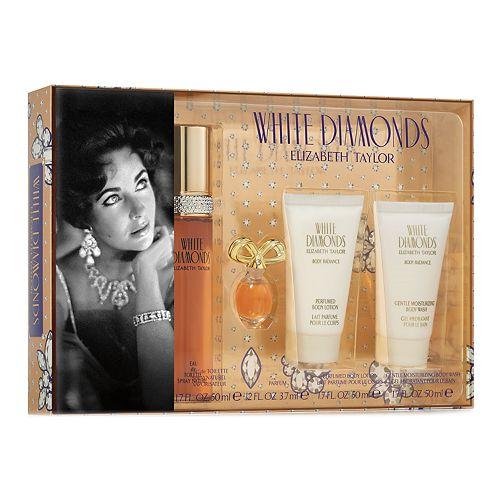 Elizabeth Taylor Love & White Diamonds 3 Piece Gift Set by Elizabeth Taylor