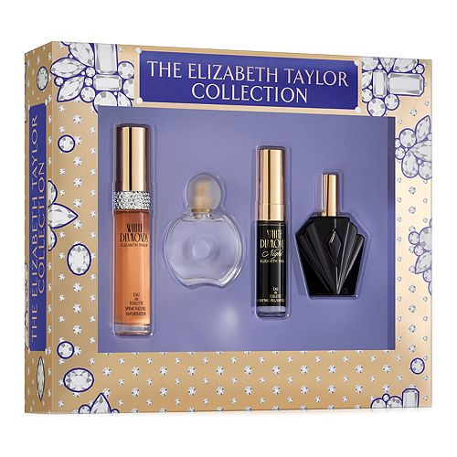 Elizabeth Taylor 4 Piece Women's Perfume Coffret by Elizabeth Taylor