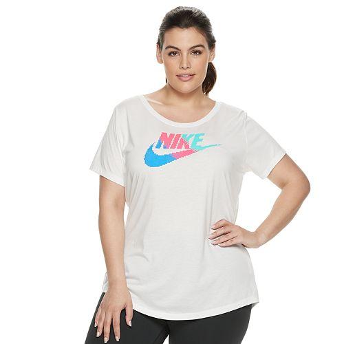 Plus Size Nike Sportswear Women's Tee