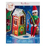 The Elf on the Shelf® Claus Couture Frosted Fishing Hut