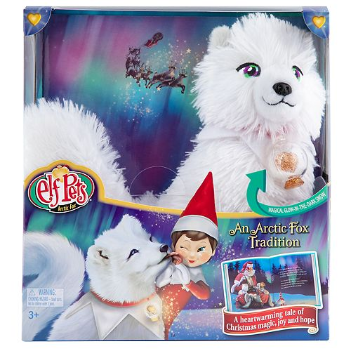 The Elf on the Shelf Elf Pets®: An Arctic Fox Tradition