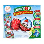 The Elf on the Shelf® Orna-POP! Advent Countdown