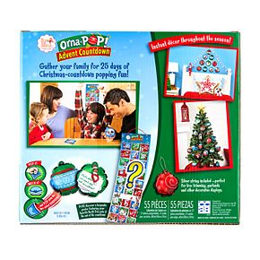 The Elf on the Shelf® Orna-POP! Advent Countdown