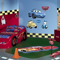 Disney / Pixar Cars Sally, Luigi& Guido Wall Decals by Fathead