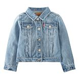 Toddler Girl Levi's Denim Jacket