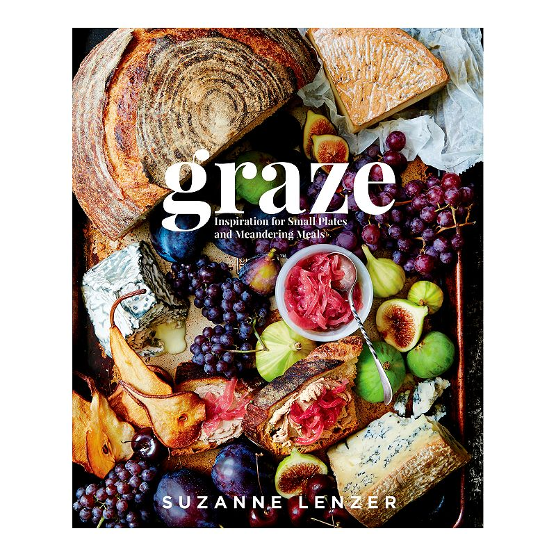 Grazing is an enchanting way to eat. It means skipping from dish to dish, tasting different things without committing to a single one. It\'s about creating multiple dishes that work together as a meal, that all share a theme, an aesthetic. When she entertains, or even pulls together a quick dinner for just two, food stylist Suzanne Lenzer enjoys this tapas-style of eating, and with her guidance, you can too. Try your hand at fun, fast recipes Make delicious, beautiful dishes and snacks for grazing Full of tips to help you prepare healthy, wholesome, and appetizing food without spending hours in the kitchen Publisher: Rodale Books Hardcover 240 pages ISBN: 978-1-6233-6753-4 Size: One Size. Color: Multicolor. Gender: unisex. Age Group: adult.