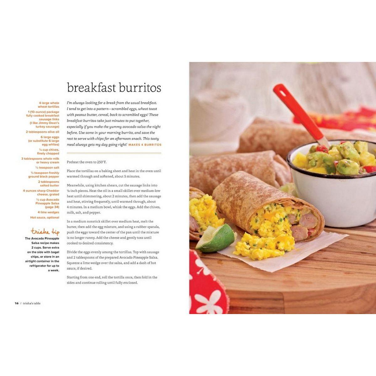 """""""Trisha's Table"""" Cookbook by Trisha Yearwood jPazT"""
