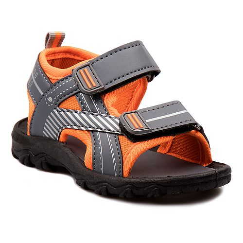 Rugged Bear Painted 2 Toddler Boys' Sandals