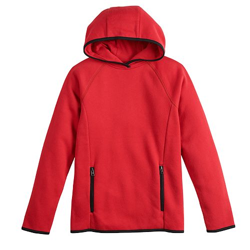 Boys 8-20 Urban Pipeline™ FLeece Mockneck Hoodie