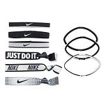Women's Nike Mixed Ponytail Holder 9-Pack