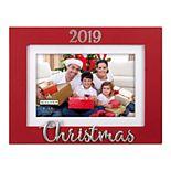 """Malden """"2019"""" Red Christmas Frame"""