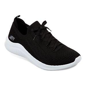 New Sadie Skechers Go Walk Sport Active Casual Shoe Black