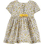 Baby Girl OshKosh B'gosh® Heritage Floral Dress