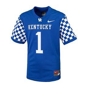 Boys 8-20 Nike Kentucky Wildcats Replica Jersey