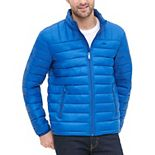 Men's Dockers® Lightweight Quilted Packable Puffer Jacket