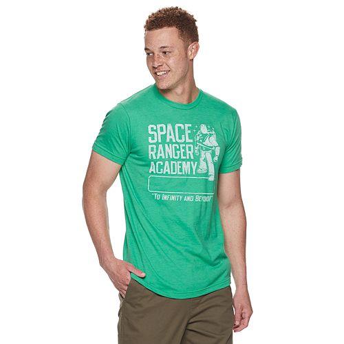 Men's Disney / Pixar Buzz Lightyear Space Ranger Tee
