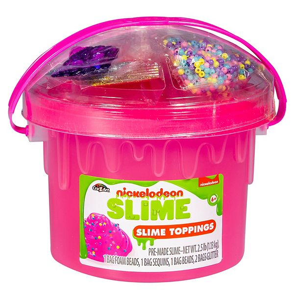Cra Z Art Nickelodeon Toppings Bucket Assortment