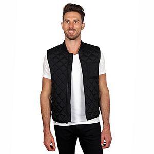 Men's Haggar® Lightweight Patterned Vest