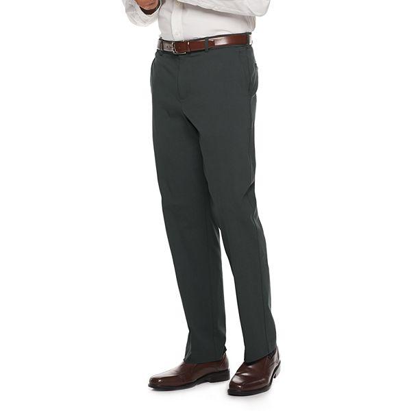 Croft & Barrow Men's Classic-Fit Performance Stretch Dress Pants (various colors/sizes)