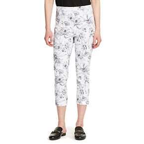 Women's IZOD Floral Slim Capri Pants