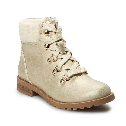 Self Esteem Fawn Girls' Hiking Boots