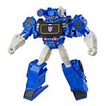 Boy's Transformers Cyberverse Action Attackers: Warrior Class Soundwave Action Figure by Hasbro
