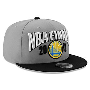 Adult New Era Golden State Warriors 2019 NBA Finals 9FIFTY Cap