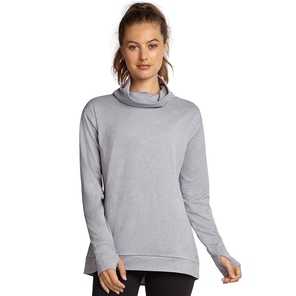 Women's Danskin Cowl Neck Pullover