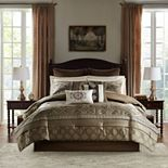 Madison Park Essentials Alexine Jacquard Complete Bedding Set