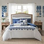 Madison Park Signature Indigo Sky Comforter Set