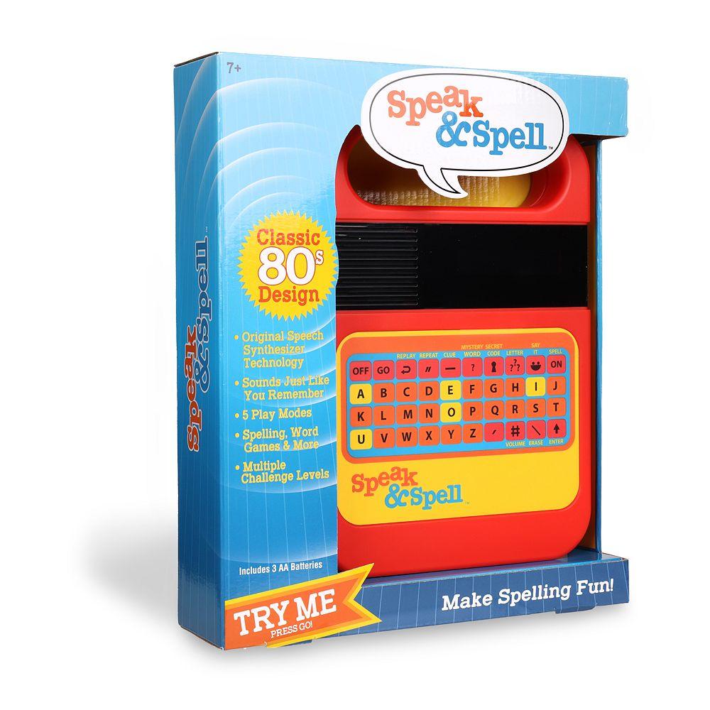 Speak & Spell Children's Educational Toy