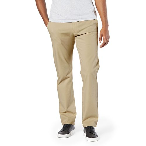 Mens Dockers® Ultimate Chino Straight-fit with Smart 360 Flex®