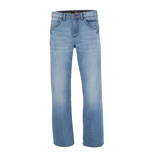 Boys 4-20 Wrangler Slim Straight Jean in Regular & Husky