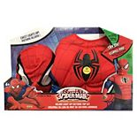 Ultimate Spider-Man Costume with Light Up Muscle Chest
