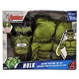 Avengers The Incredible Hulk Super Costume Set by Rubies