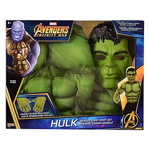 Marvel's Hulk Dress Up Set